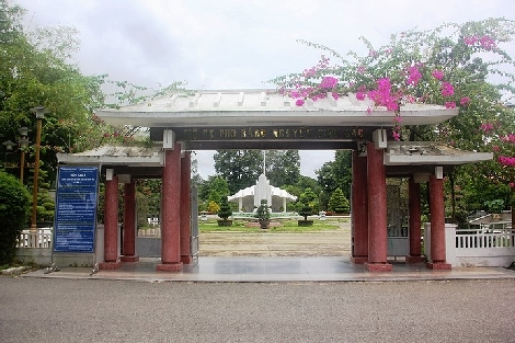 Cận cảnh Khu di tích cụ Phó bảng Nguyễn Sinh Sắc ở Đồng Tháp
