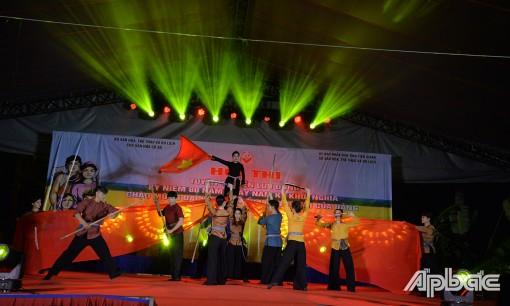 Tiền Giang đăng cai Hội thi tuyên truyền lưu động Kỷ niệm 80 năm Ngày Nam Kỳ khởi nghĩa
