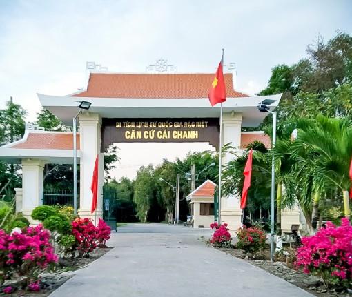 Di tích Căn cứ Cái Chanh (Bạc Liêu) được công nhận Di tích quốc gia đặc biệt