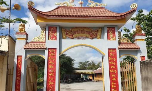 Kiến trúc nghệ thuật đình Kiểng Phước