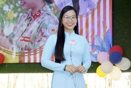 Cô gái xứ Dừa tham gia gìn giữ hòa bình Liên hợp quốc