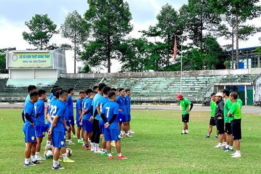 Đồng Tháp gặp Vĩnh Long trận mở màn Giải bóng đá hạng Nhì Quốc gia năm 2021