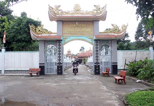 Chuyện về ngôi chùa nuôi chứa cán bộ cách mạng