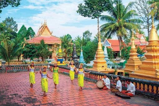 Nhạc ngũ âm của đồng bào dân tộc thiểu số Khmer