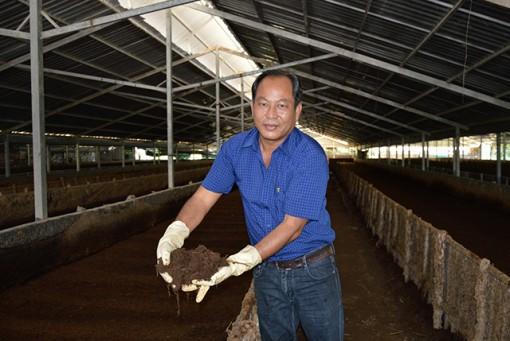 Anh Nguyễn Văn Chào - Nông dân sản xuất, kinh doanh giỏi ở vùng biên