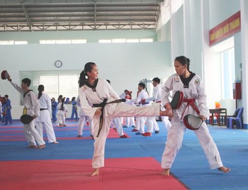 Tạm hoãn giải vô địch Taekwondo các lứa tuổi trẻ Quốc gia năm 2021