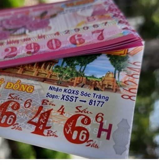 Khởi tố đối tượng cướp giật 140 tờ vé số của trẻ em ở ĐồngTháp