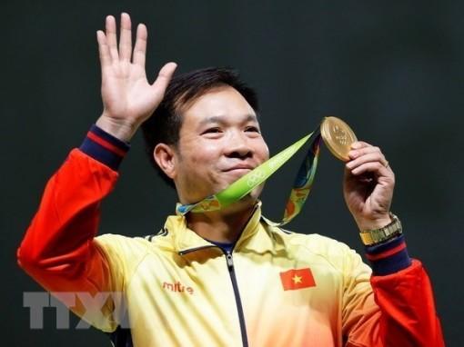 Lịch thi đấu Olympic Tokyo 2020: Nhà vô địch Hoàng Xuân Vinh xuất trận