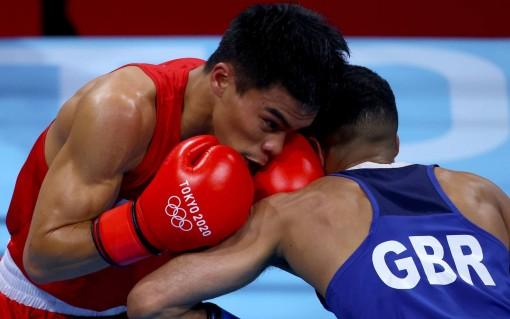Philippines có thêm huy chương bạc boxing, dẫn đầu Đông Nam Á