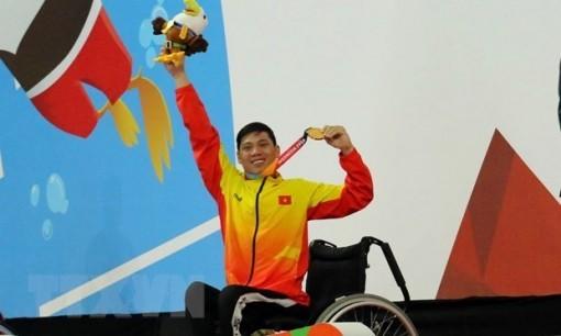 Hai VĐV môn bơi 'mở hàng' cho Đoàn thể thao Việt Nam trong ngày thi đấu đầu tiên