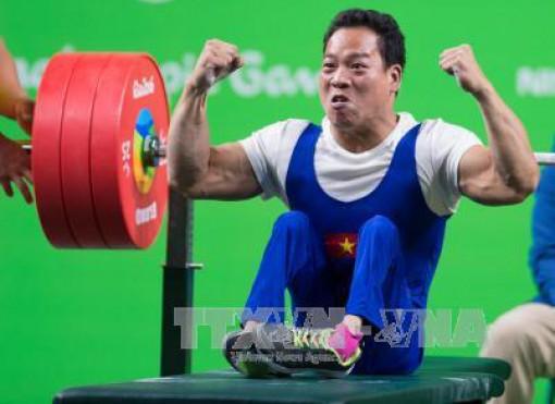 Paralympic Tokyo ngày 26-8: Mong chờ kỷ lục mới của đô cử Lê Văn Công