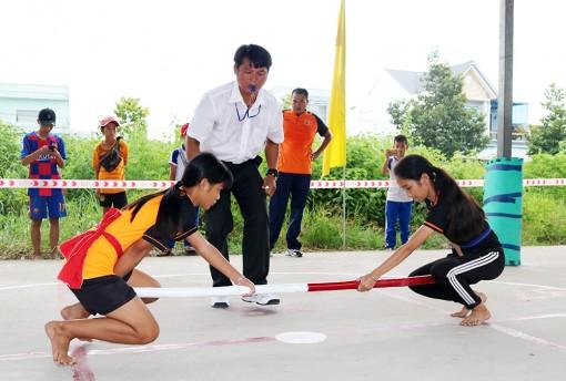 An Giang quan tâm phát triển phong trào thể dục - thể thao quần chúng