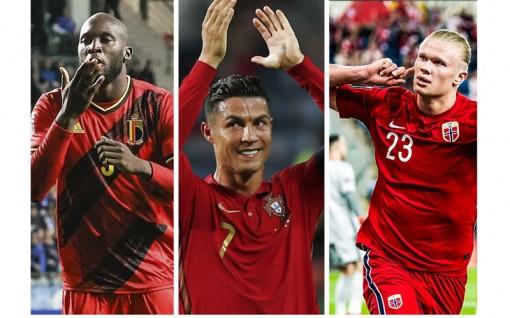 Trong tương lai, ai sẽ phá kỷ lục của Ronaldo?