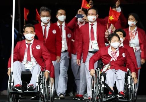 Đoàn TTNKT Việt Nam kết thúc Paralympic Tokyo với 1 Huy chương bạc