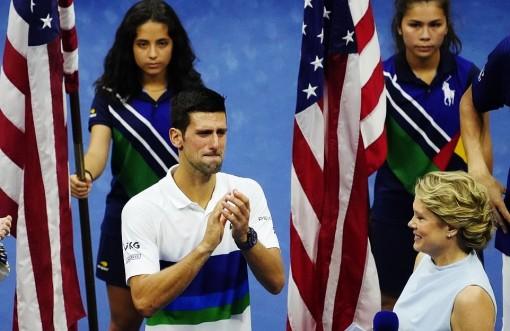 US Open 2021: Medvedev lần đầu giành Grand Slam, ngăn Djokovic tạo cột mốc lịch sử