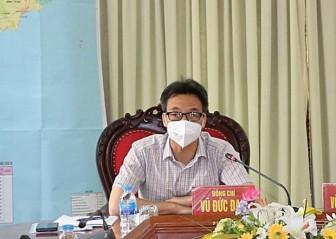 Phó Thủ tướng: Bến Tre giữ vùng xanh, sẵn sàng chi viện cho các tỉnh