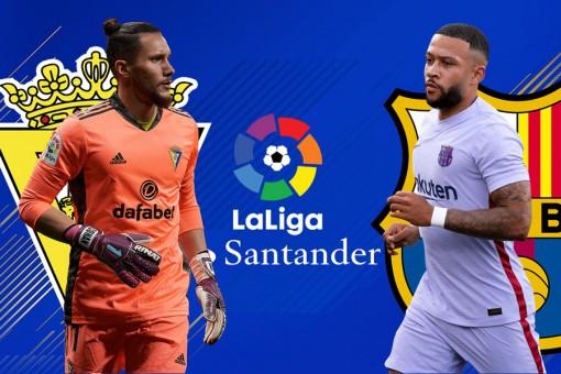 Cadiz vs Barca: Giải cứu Koeman