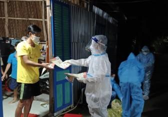 Hậu Giang: Thêm 42 người nhiễm Covid-19 và những thông tin mới nhất về 2 ổ dịch cộng đồng ở huyện Phụng Hiệp