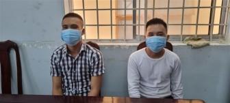 Kiên Giang: Bắt được 2 kẻ bị truy nã trong dòng người từ TP.HCM về quê