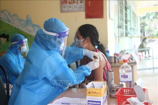 Sóc Trăng thực hiện chiến dịch tiêm 500.000 liều vaccine phòng COVID-19