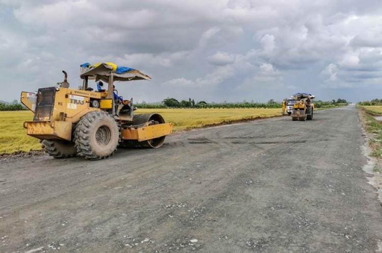 Cần Thơ nâng cấp hai tuyến đường với tổng vốn đầu tư gần 1.700 tỷ đồng